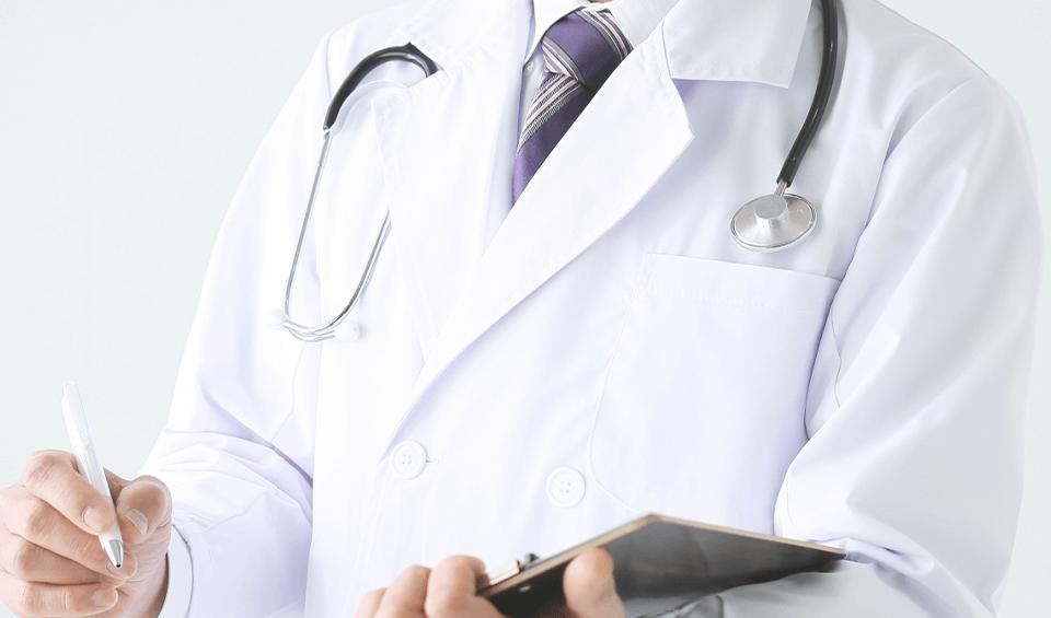 専門医師の協力ネットワーク体制があります