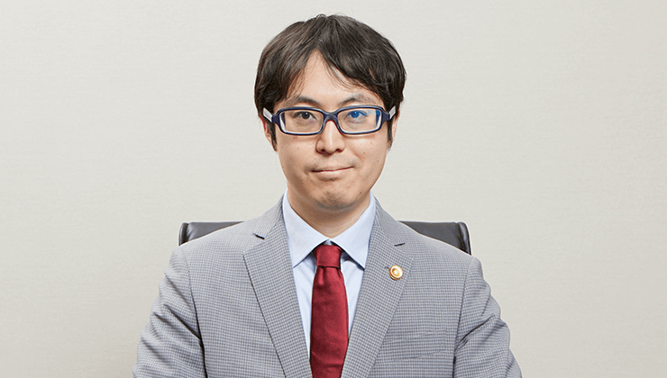 神戸支部長 弁護士 沖田 翼